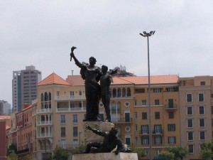 Martyrs Square Beirut