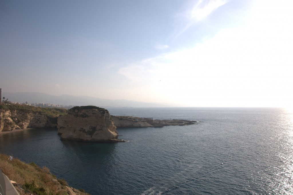 Thomson Cruises to add Beirut as port of call in 2013 -- photo by Francisco Antunes via flickr