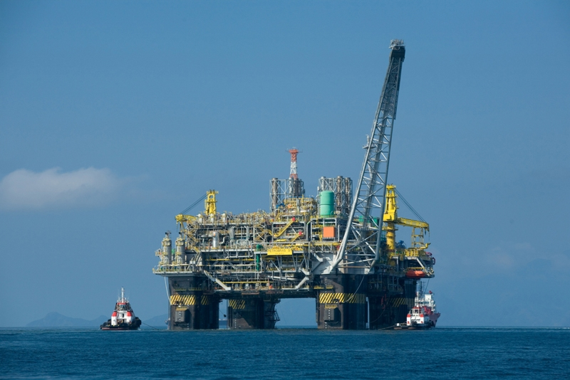 Oil Platform likes these may soon appear along the coast of Lebanon