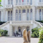 Bustros Palace - Home to the Lebanese Ministry of Foreign Affairs