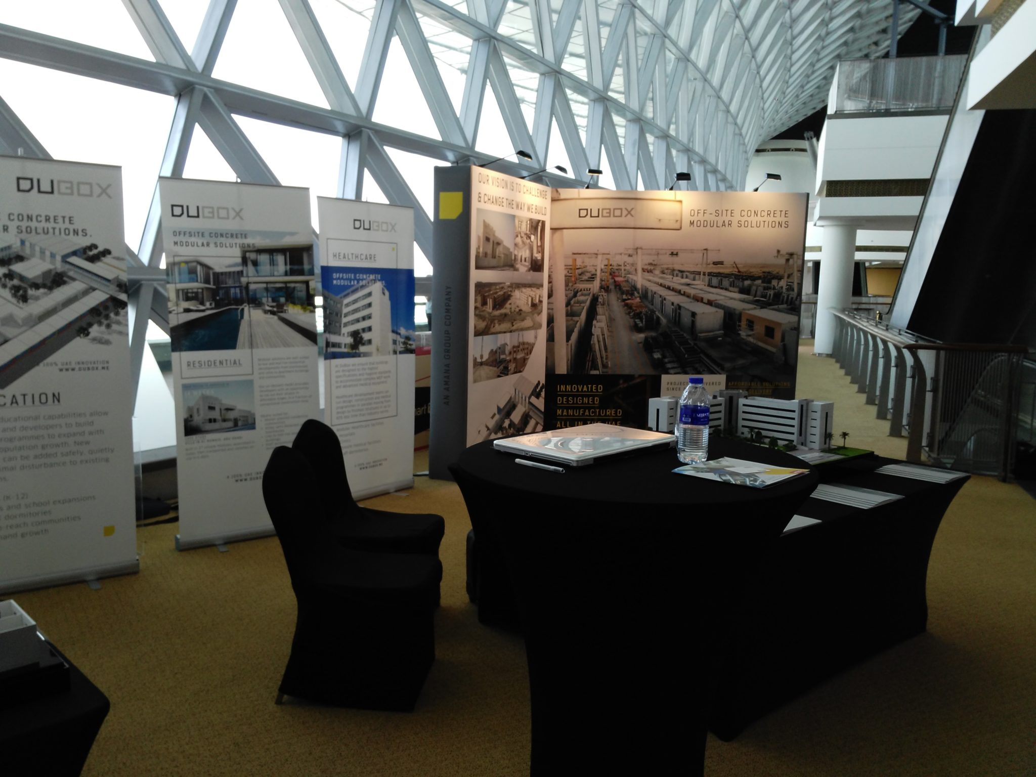 DuBox Participation at World Architecture Festival