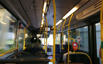 Experience: First Public Transport Commute in Dubai
